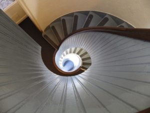 Cabrillo National Monument Staircase